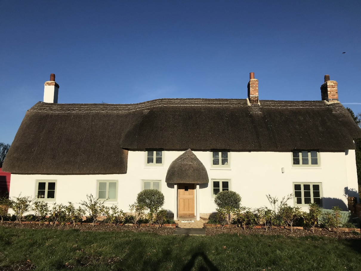Refurbishment and Extension of 17C Cob House