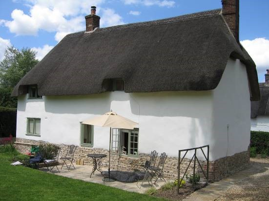 Cob Cottage refurbishment